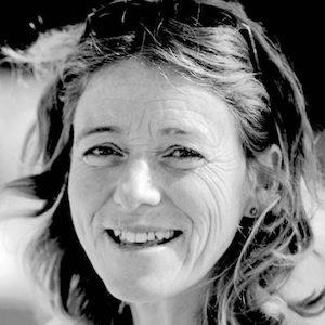 Jeanne Grégoire est spécialiste de la Solitaire du Figaro