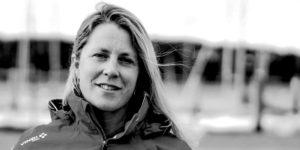 Samantha Davies, prépare le Vendée Globe en IMOCA à l'issue d'un long parcours en Figaro et sur la Volvo Ocean Race