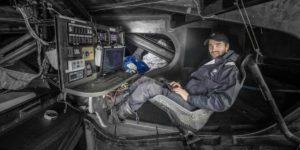 Boris Hermann s'inscrit à The Ocean Race en vue de sa participation au Vendée Globe sur l'Imoca Malizia