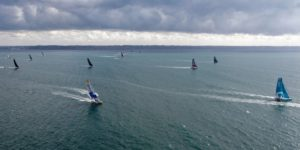 Le Vendée Globe n'est pas uniquement une course au large sportive. C'est aussi un véritable projet à monter pour chaque coureur Imoca.