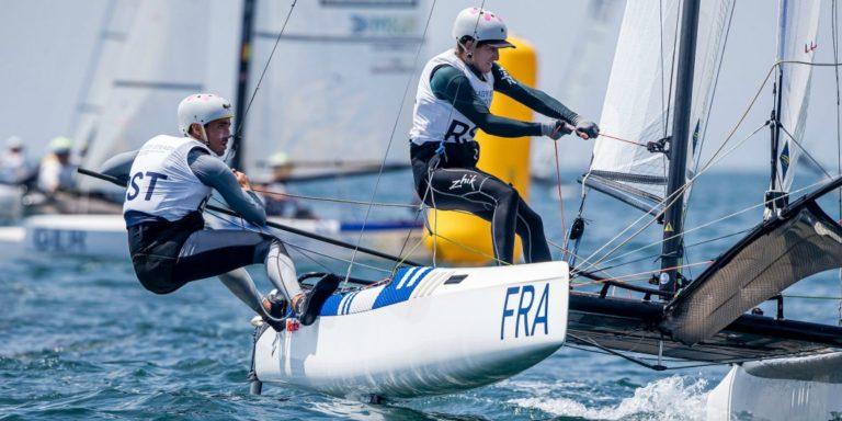 Quentin Delapierre et Manon Audinet confirmés pour les Jeux de Tokyo en 2021