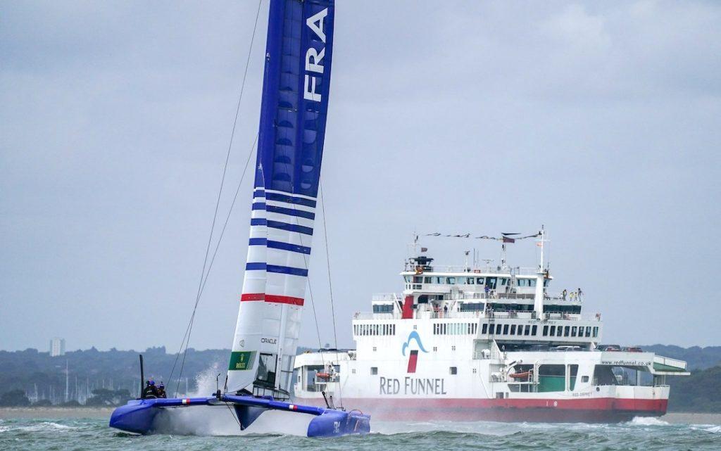 Le Sail GP fera étape à Cowes pour sa prochaine édition.