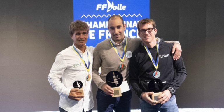Benjamin Schwartz champion de FRance Elite de course au large