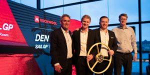Sail GP Team Denmark Nicolai Sehested