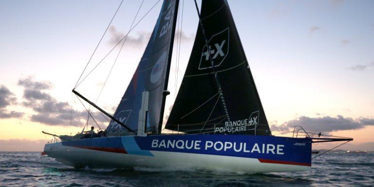 Banque Populaire X, Armel Le Cléac'h