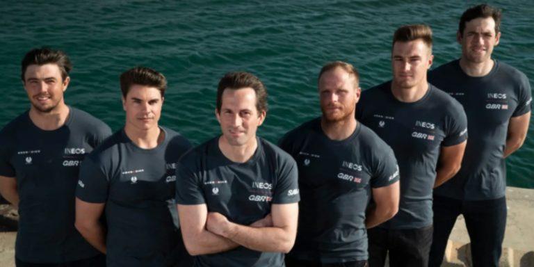 Bean Ainslie leads the new British SailGP team