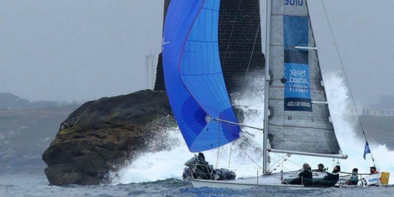 Xavier Bourhis injecte chaque année de 20 000 à 30 000 euros dans le sponsoring voile