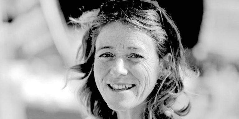 Jeanne Grégoire forme les figaristes à la solitaire du figaro au pôle finistère course au large