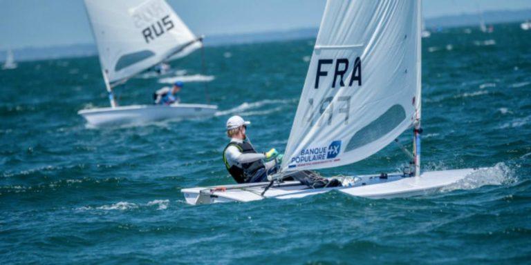 Jean-Baptiste Bernaz et les sélectionnés olympiques français iront à Tokyo, mais en 2021