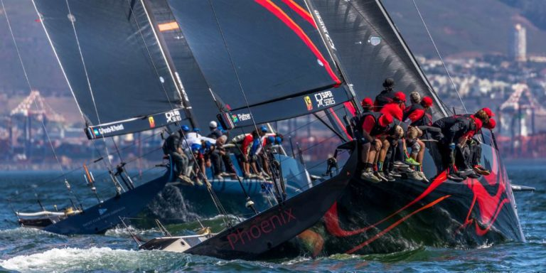 Phoenix, the South African TP52 taking part to the 52 Super Series