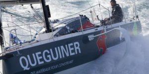 Tanguy le Turquais aborde sa quatrième saison sur le circuit Figaro