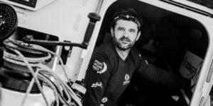 Pascal Bidegorry, coureur en IMOCA, Figaro, Ultim et qui a tenté le Trophée Jules Verne
