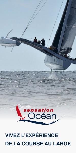 Embarquer sur un bateau de la Route du Rhum, une expérience à vivre avec Sensation Océan à Lorient