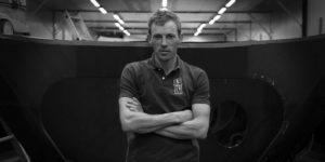 Thomas Ruyant, ministe sur la Mini Transat puis coureur en IMOCA pour le Vendée Globe