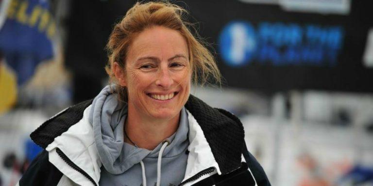 Corinne Migraine et la FFVoile défendent les intérêts de la course au large