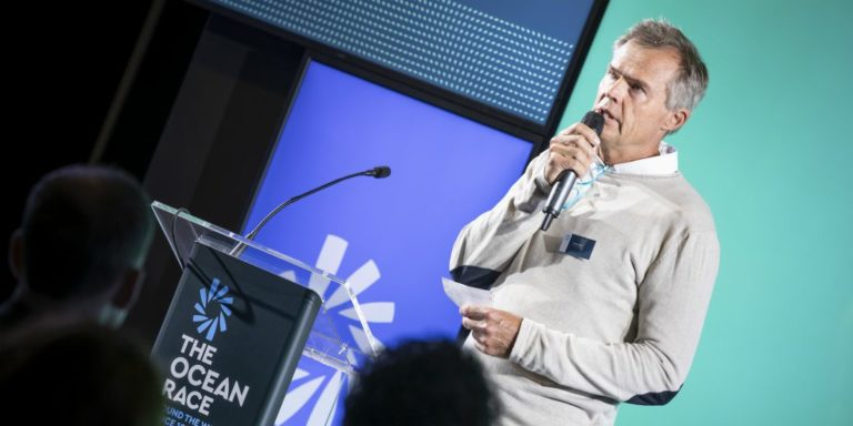 Johan Salén devrait annoncer d'ici quelques semaines si The Ocean Race est maintenue en 2021