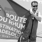 Pierre Yves Lautrou, specialiste de la course au large et des sponsors