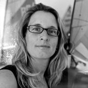 Fabienne Morin est directrice de l'agence Effets Mer