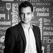 Guy Lepet Cointet est directeur marketing chez Charal qui sponsorise Jérémie Beyou