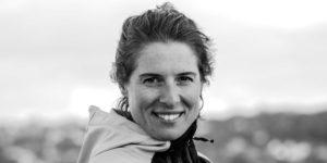 Camille Lecointre prépare les Jeux Olumpiques de voile en 470
