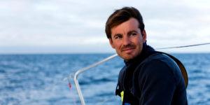 Pierre Quiroga a pour ambition d'être sur le podium de La Solitaire du Figaro en course au large
