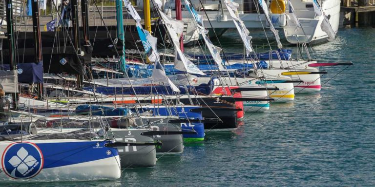 35 marins participent à la 51e Solitaire du Figaro