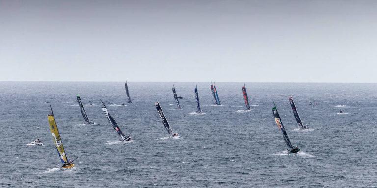 La course au large du Vendée Globe pourrait sera soumise aux aléas du covid-19