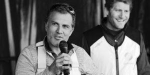 Yann Riou est le médiaman de course au large du Gitana Team