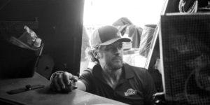 Christopher Pratt, invité du podcast Into The Wind de Tip & Shaft