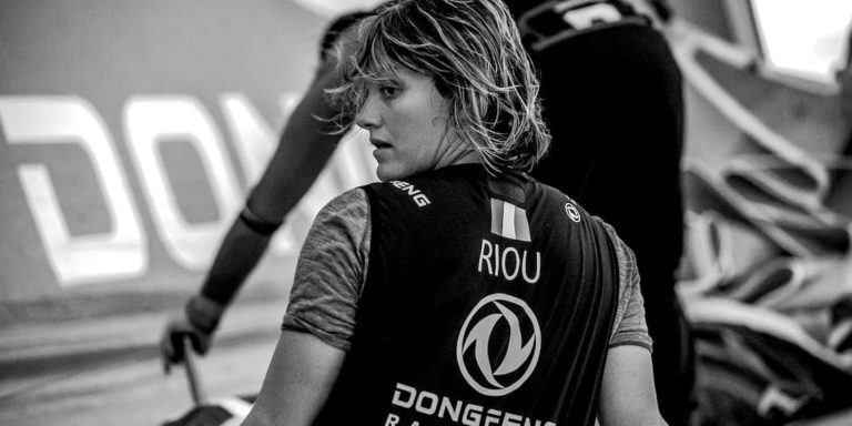 Podcast Into The Wind avec Marie Riou