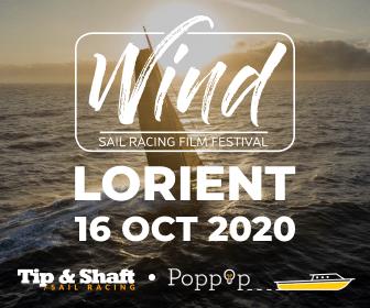 Wind arrive à Lorient pour la voile de compétition