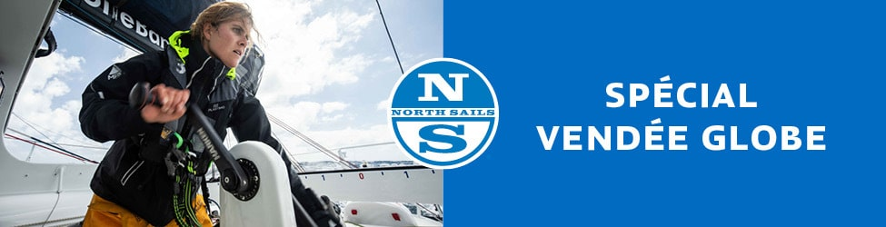 North Sails équipe les IMOCA du Vendée Globe