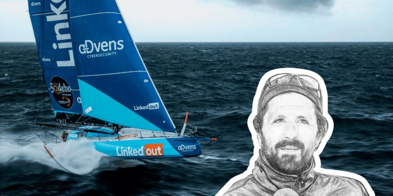 Yoann Richomme décrype le Vendée Globe 2020