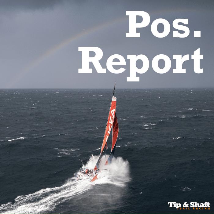 Podcast de Vendée Globe Pos. Report