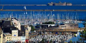 Cherbourg va accueillir les deux prochaines arrivées du Fastnet
