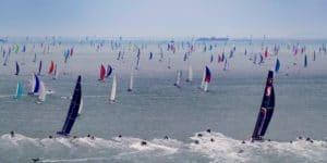 L'édition 2021 de la Fastnet Race s'élancera le 8 août.