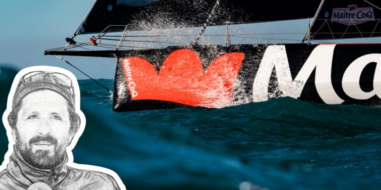 Yoann Richomme analyse la course du Vendée Globe