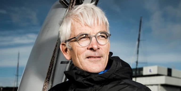 Vincent Riou avant le Vendée Globe 2020