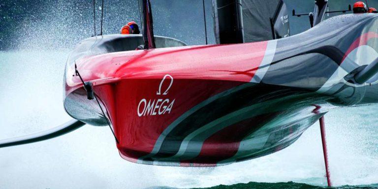 Le bateau néo-zélandais était le plus rapide