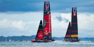 Luna Rossa New Zealand Team