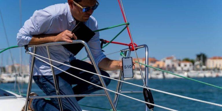Capteur de charge de bateau de course