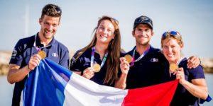 équipe de France 470