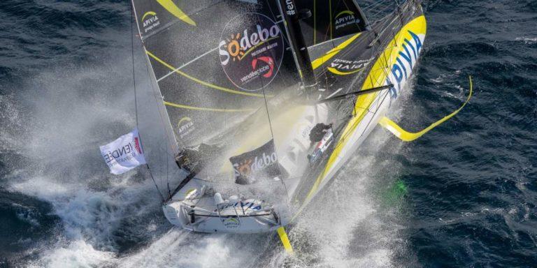 Charlie Dalin a terminé deuxième du Vendée Globe