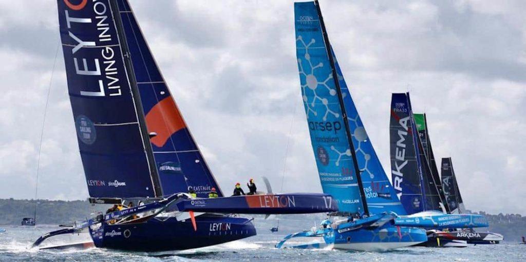 Pro Sailing Tour épisode brest