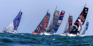 Départ de la CIC Normandy Channel Race 2021