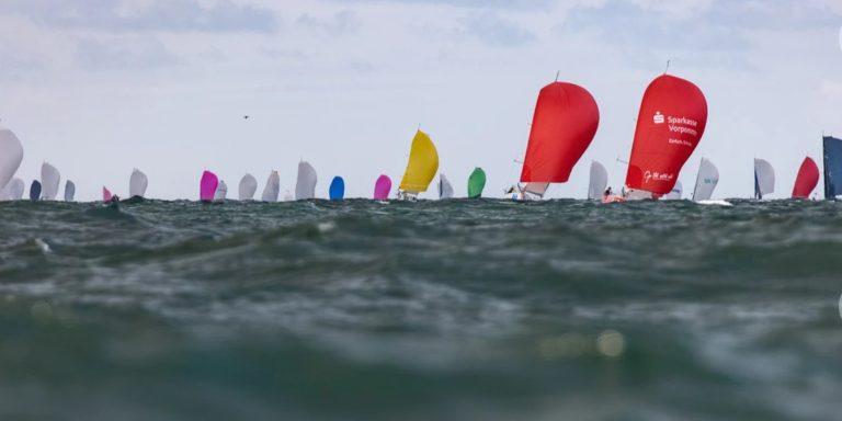 La flotte des Mini sur le Puru Race Challenge