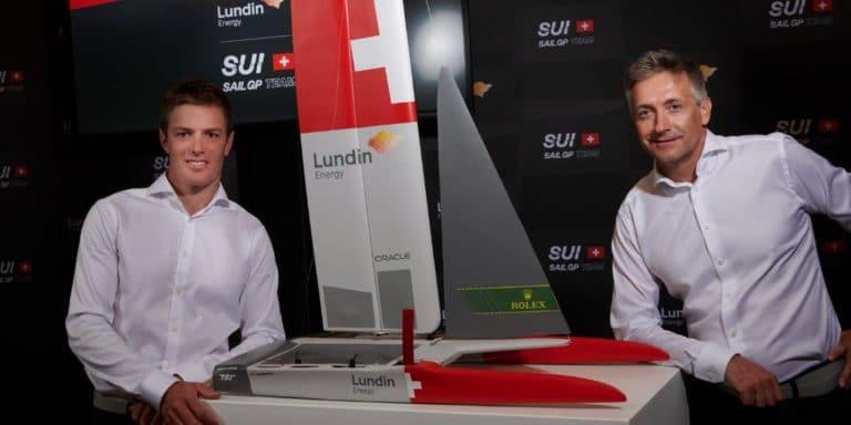 SailGP accueillera une équipe suisse en 2022