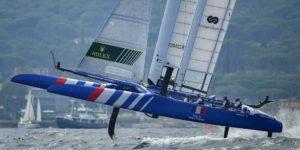 France Sail GP en action