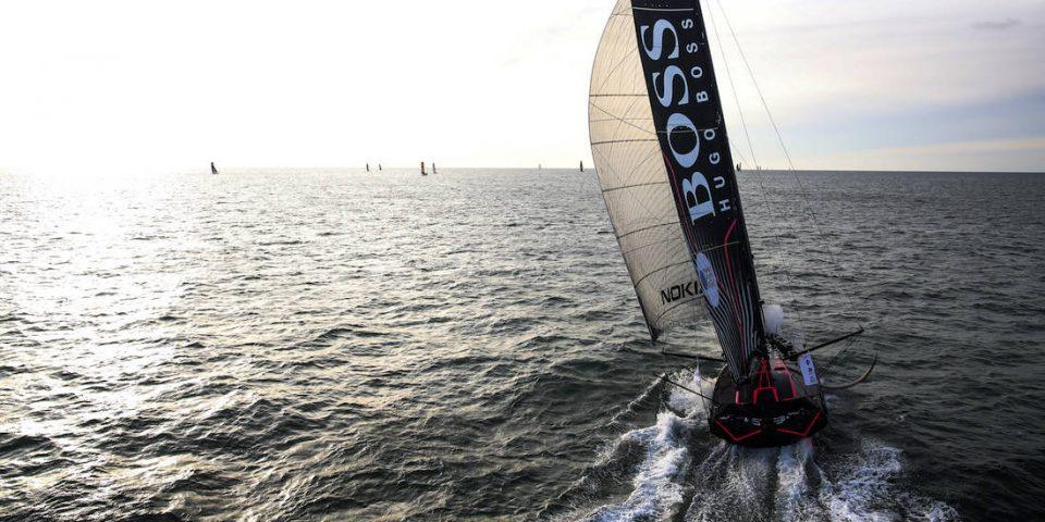 Alex Thomson prendra le départ du Vendée Globe 2020