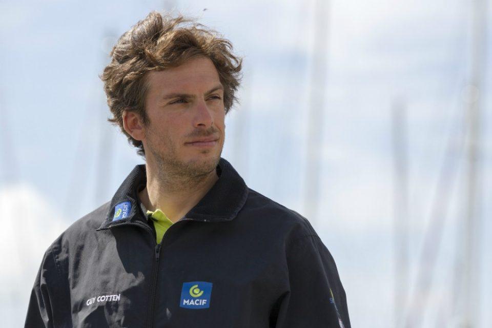 Charlie Dalin, Skipper Macif 2015 - Saison Figaro 2017 - Port La Foret le 10/04/2017